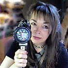 selfie with wind gauge by evon ski