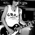 Guitarist by ArtInMotion