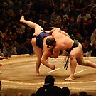 sumo throw by ssphotographics