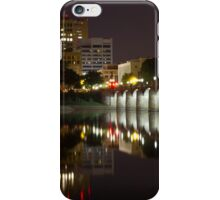 Market Street Bridge Reflections iPhone Case/Skin