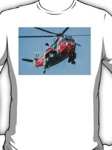 Westland Sea King HAR.5 XV647/CU-820 T-Shirt
