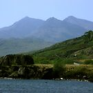 Snowdon -2 by Trevor Kersley