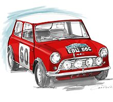 Red Cooper by autographia