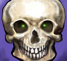 Skull by Kevin Middleton