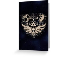 Majora's Mask Dark Night Greeting Card
