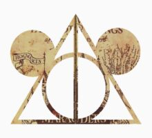 Mickey's Deathly Hallows by Tokyodoll13