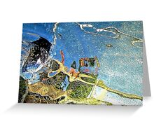 HARBOR SurrEAL Greeting Card