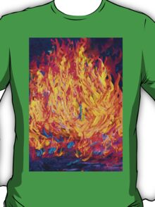 Fire and Passion - Here's to New Beginnings T-Shirt