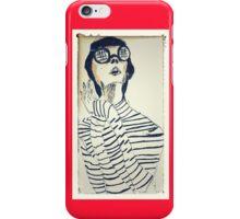 mod woman #2 iPhone Case/Skin