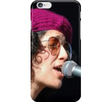 Lily Dior @ Jazz & Blues Festival 2009 iPhone Case/Skin