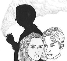 The X-Files by klingonfeminist