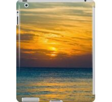 Dusk at Siesta Key iPad Case/Skin