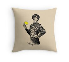 Not Sure if the Lemon is in Play?! Throw Pillow