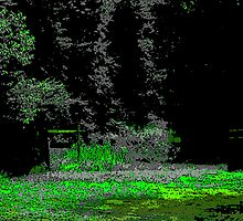 Yonder Lies: Emerald Green by Kelsey Williams