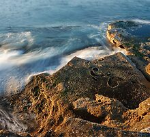 Morning on the rocks by Fran53