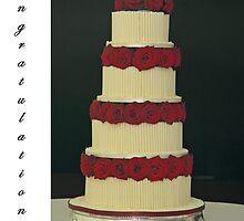 wedding card by jon  daly