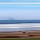 Bass Rock, North Berwick by bluefinart