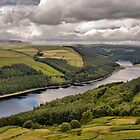 Ladybower Reservoir - The Peak District by Steven  Lee