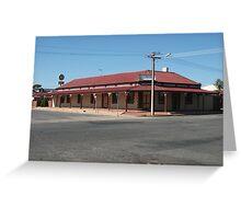 Broken Hill, The Silver Spade,  - 2013 Greeting Card