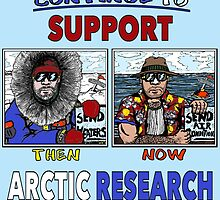 Continue To Support Arctic Research by torg