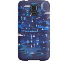 Midnight Blue Samsung Galaxy Case/Skin