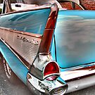 1957 Chevrolet Bel Air by JKStanford