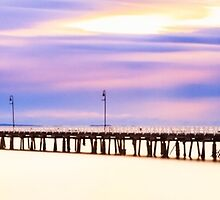 Pier Dreams by Silken Photography