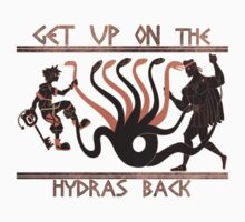 Get Up On The Hydra's Back Kids Clothes