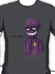 Purple Man T-Shirt