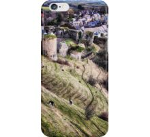 Corfe from the Top iPhone Case/Skin