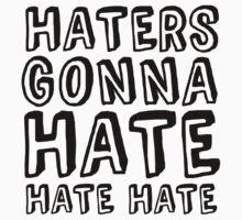 hate hate hate by artshenanigans