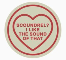 Geeky Love Hearts - Scoundrel Kids Clothes