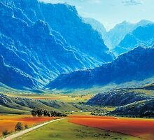 Hex River Valley - South Africa by defineart