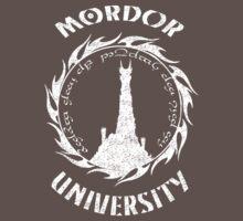 Mordor University by acond3