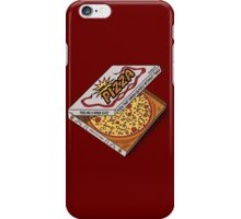 Ninja Pizza - Attitude iPhone Case/Skin