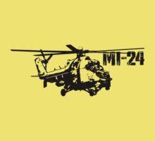 Mi-24 Kids Clothes