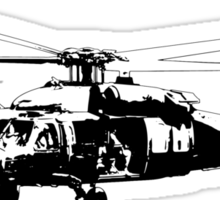 UH-60 Black Hawk Sticker