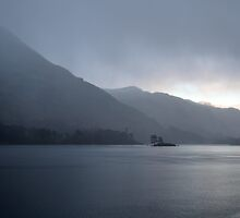 Storm Over Ullswater by CBenson
