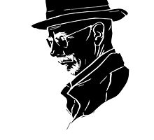 Walter White Heisenberg by urgotv