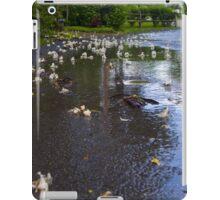 Fallen from the Rain iPad Case/Skin