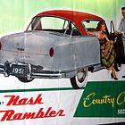 1951 Nash Rambler by Cindy RN