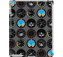 Flight Instruments iPad Case/Skin