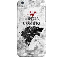 Grunge Cover iPhone Case/Skin