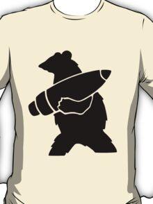 Voytek the Soldier Bear T-Shirt