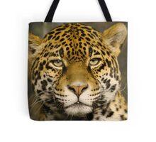 """Jaguar series # 2 - """"Boris looks me over"""" Tote Bag"""