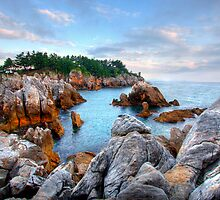 Chuam Beach, South Korea by Bobby McLeod