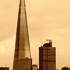 London's Shard by karina5