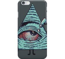 Illuminati gets Baked iPhone Case/Skin