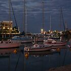 Boat haven Townsville by Steven Maynard