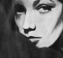 Lauren Bacall Sticker